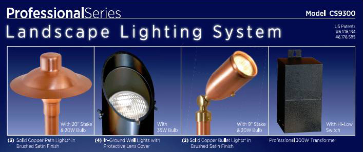 Landscape Lighting Hub System : Costco cs